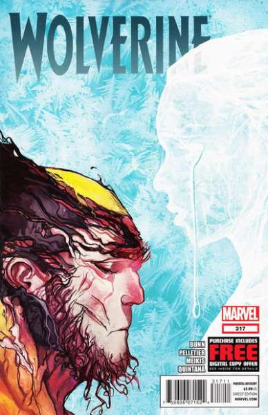 Wolverine #317 comic books for sale