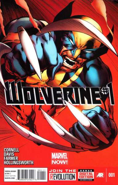 Wolverine #1 Comic Books - Covers, Scans, Photos  in Wolverine Comic Books - Covers, Scans, Gallery