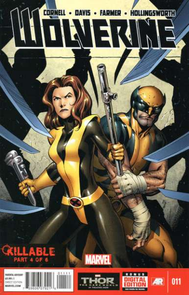 Wolverine #11 Comic Books - Covers, Scans, Photos  in Wolverine Comic Books - Covers, Scans, Gallery