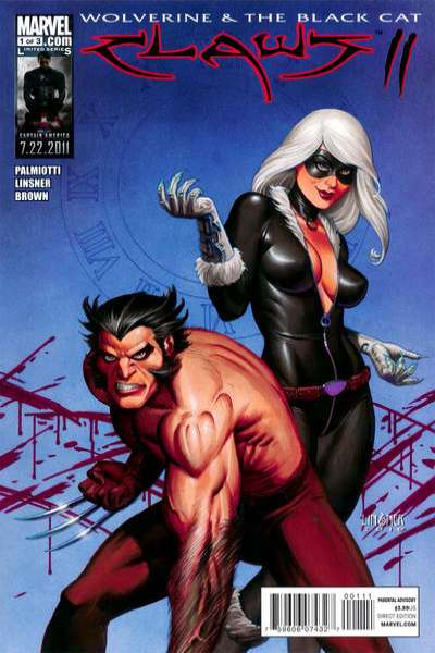 Wolverine & Black Cat: Claws II #1 comic books - cover scans photos Wolverine & Black Cat: Claws II #1 comic books - covers, picture gallery