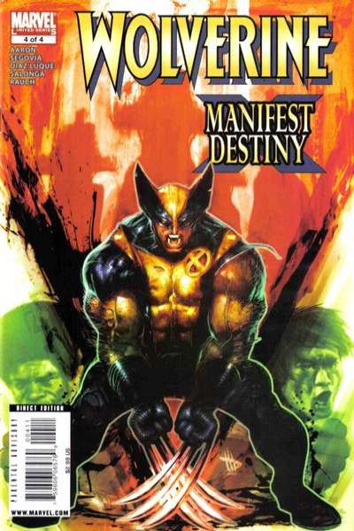 Wolverine: Manifest Destiny #4 Comic Books - Covers, Scans, Photos  in Wolverine: Manifest Destiny Comic Books - Covers, Scans, Gallery