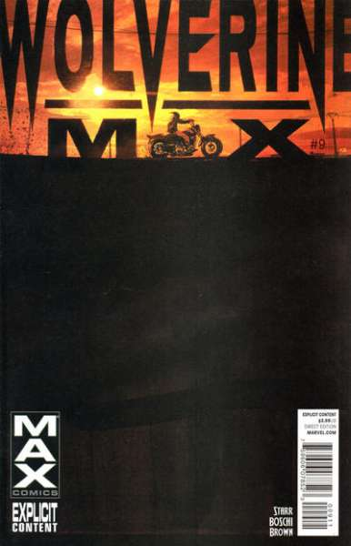 Wolverine Max #9 Comic Books - Covers, Scans, Photos  in Wolverine Max Comic Books - Covers, Scans, Gallery