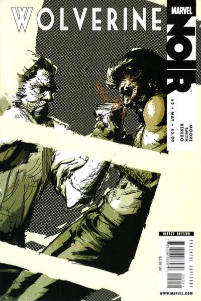 Wolverine Noir #2 comic books for sale