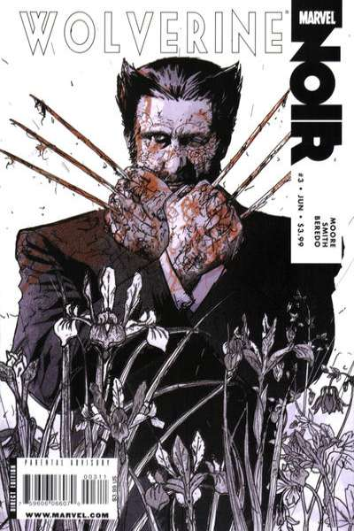 Wolverine Noir #3 comic books for sale