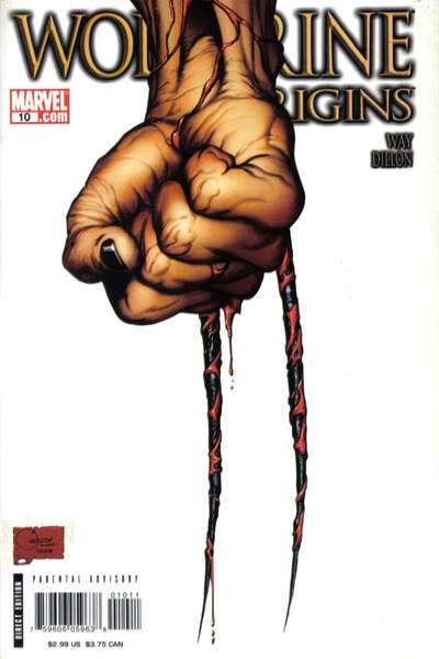 Wolverine: Origins #10 Comic Books - Covers, Scans, Photos  in Wolverine: Origins Comic Books - Covers, Scans, Gallery