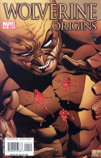 Wolverine: Origins #11 comic books - cover scans photos Wolverine: Origins #11 comic books - covers, picture gallery