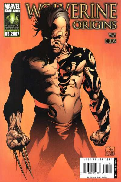 Wolverine: Origins #13 comic books for sale