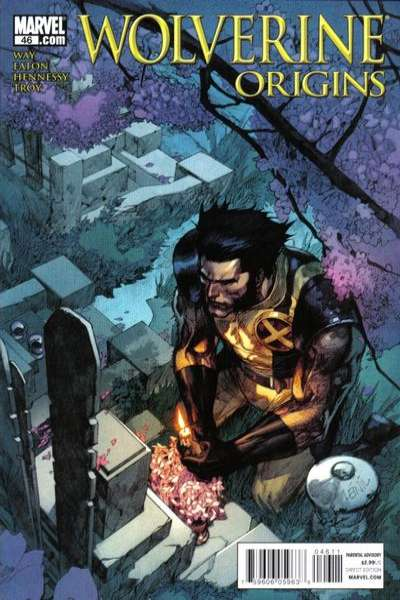 Wolverine: Origins #46 comic books - cover scans photos Wolverine: Origins #46 comic books - covers, picture gallery