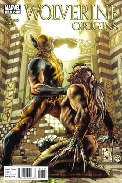 Wolverine: Origins #48 comic books - cover scans photos Wolverine: Origins #48 comic books - covers, picture gallery
