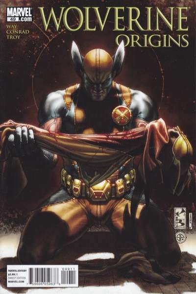 Wolverine: Origins #49 comic books - cover scans photos Wolverine: Origins #49 comic books - covers, picture gallery