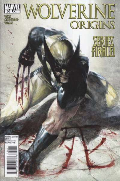 Wolverine: Origins #50 comic books for sale