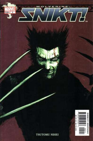 Wolverine: Snikt! #5 Comic Books - Covers, Scans, Photos  in Wolverine: Snikt! Comic Books - Covers, Scans, Gallery