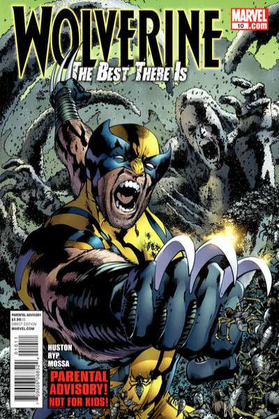 Wolverine: The Best There Is #10 comic books - cover scans photos Wolverine: The Best There Is #10 comic books - covers, picture gallery