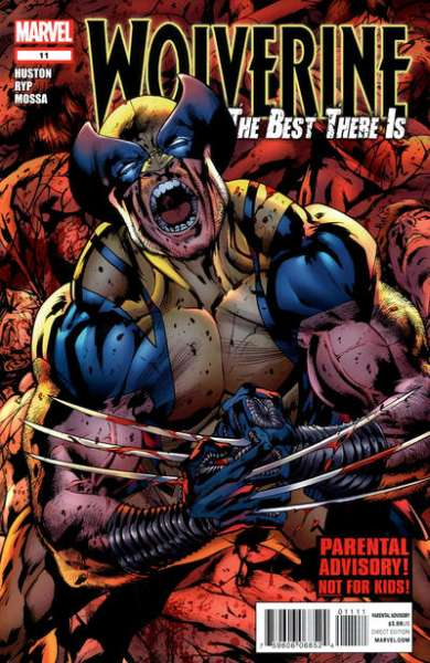 Wolverine: The Best There Is #11 Comic Books - Covers, Scans, Photos  in Wolverine: The Best There Is Comic Books - Covers, Scans, Gallery