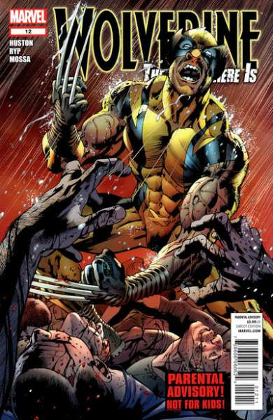 Wolverine: The Best There Is #12 Comic Books - Covers, Scans, Photos  in Wolverine: The Best There Is Comic Books - Covers, Scans, Gallery