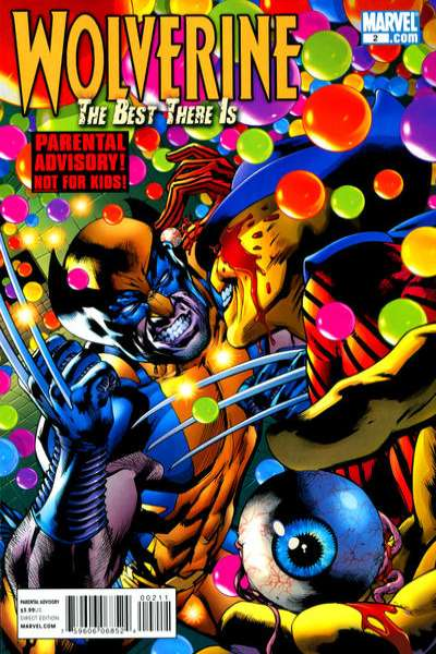 Wolverine: The Best There Is #2 Comic Books - Covers, Scans, Photos  in Wolverine: The Best There Is Comic Books - Covers, Scans, Gallery