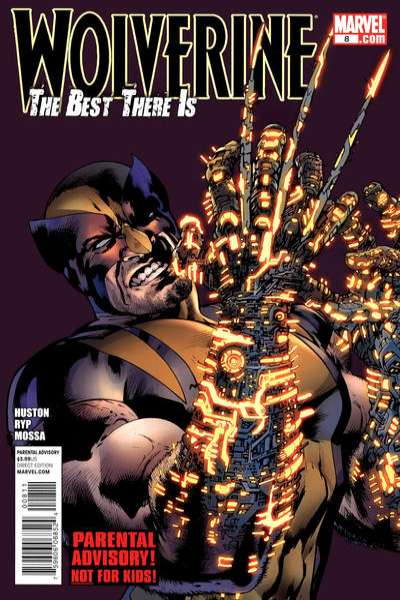 Wolverine: The Best There Is #8 Comic Books - Covers, Scans, Photos  in Wolverine: The Best There Is Comic Books - Covers, Scans, Gallery