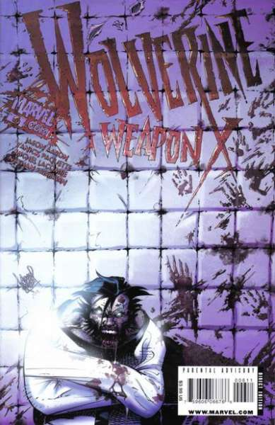 Wolverine: Weapon X #6 comic books for sale