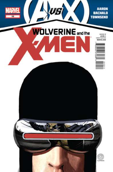 Wolverine & the X-Men #10 Comic Books - Covers, Scans, Photos  in Wolverine & the X-Men Comic Books - Covers, Scans, Gallery
