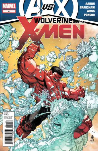 Wolverine & the X-Men #11 Comic Books - Covers, Scans, Photos  in Wolverine & the X-Men Comic Books - Covers, Scans, Gallery
