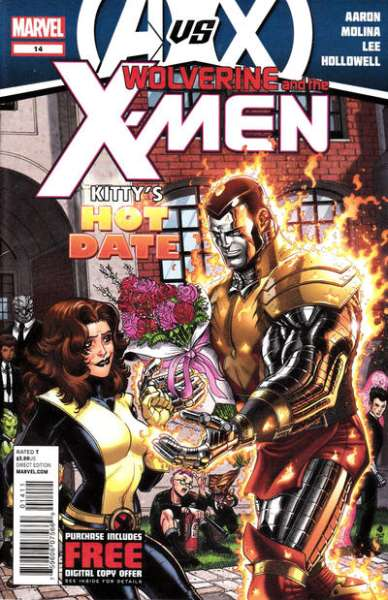 Wolverine & the X-Men #14 Comic Books - Covers, Scans, Photos  in Wolverine & the X-Men Comic Books - Covers, Scans, Gallery