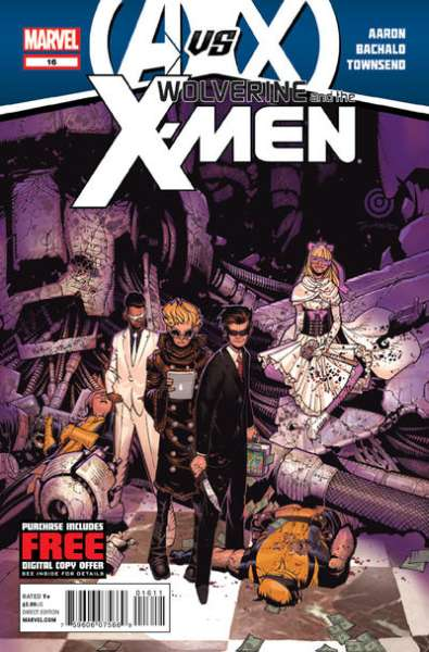Wolverine & the X-Men #16 Comic Books - Covers, Scans, Photos  in Wolverine & the X-Men Comic Books - Covers, Scans, Gallery