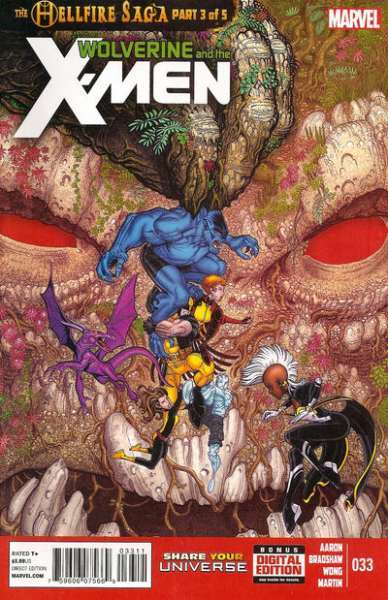 Wolverine & the X-Men #33 comic books for sale