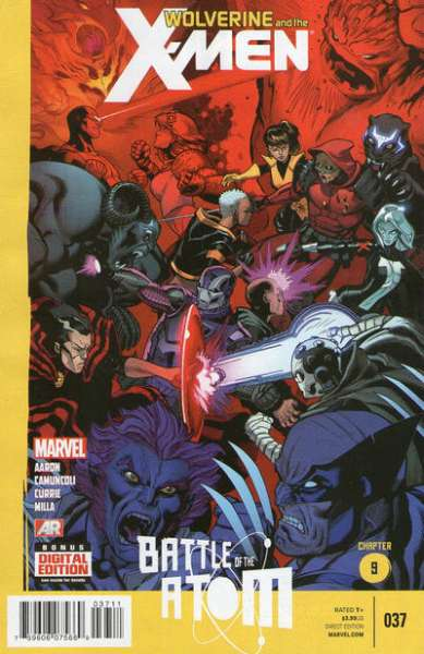 Wolverine & the X-Men #37 comic books for sale
