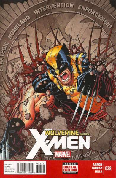 Wolverine & the X-Men #38 comic books for sale