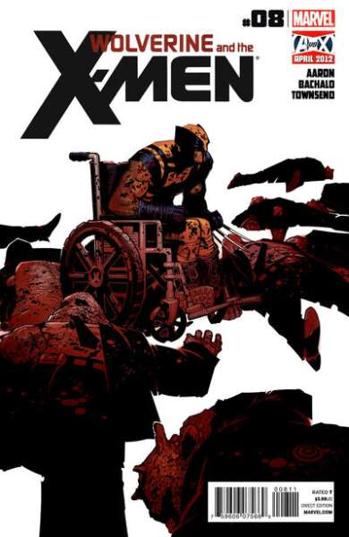 Wolverine & the X-Men #8 Comic Books - Covers, Scans, Photos  in Wolverine & the X-Men Comic Books - Covers, Scans, Gallery