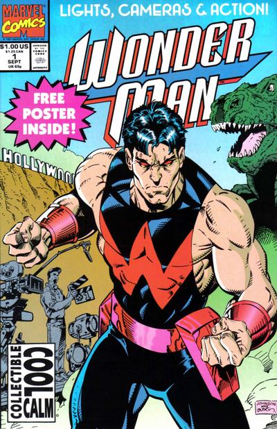 Wonder Man # comic book complete sets Wonder Man # comic books