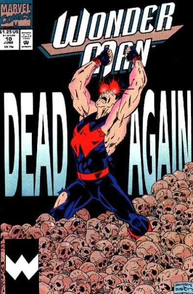 Wonder Man #10 Comic Books - Covers, Scans, Photos  in Wonder Man Comic Books - Covers, Scans, Gallery