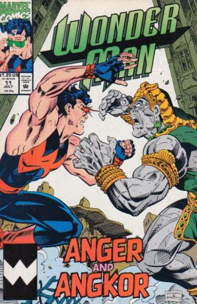 Wonder Man #11 Comic Books - Covers, Scans, Photos  in Wonder Man Comic Books - Covers, Scans, Gallery