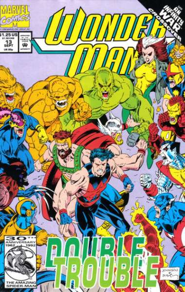 Wonder Man #13 comic books for sale