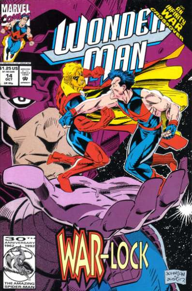 Wonder Man #14 Comic Books - Covers, Scans, Photos  in Wonder Man Comic Books - Covers, Scans, Gallery