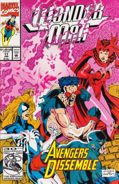 Wonder Man #17 comic books for sale