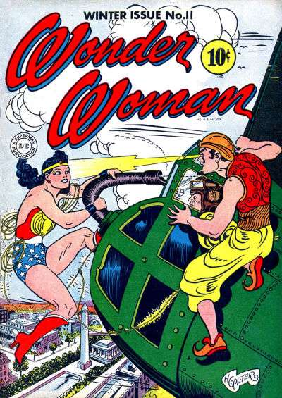 Wonder Woman #11 Comic Books - Covers, Scans, Photos  in Wonder Woman Comic Books - Covers, Scans, Gallery