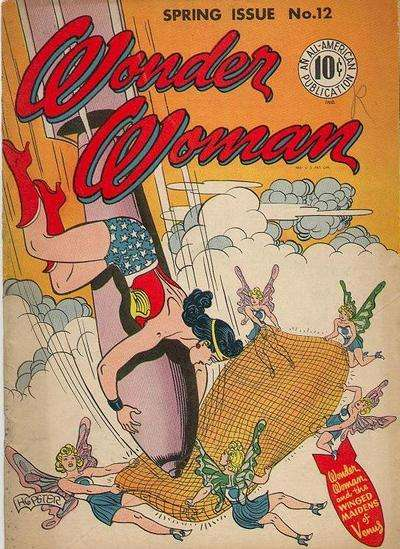 Wonder Woman #12 Comic Books - Covers, Scans, Photos  in Wonder Woman Comic Books - Covers, Scans, Gallery