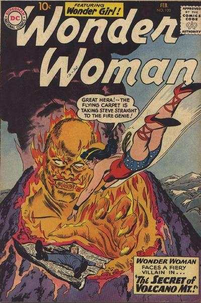 Wonder Woman #120 Comic Books - Covers, Scans, Photos  in Wonder Woman Comic Books - Covers, Scans, Gallery