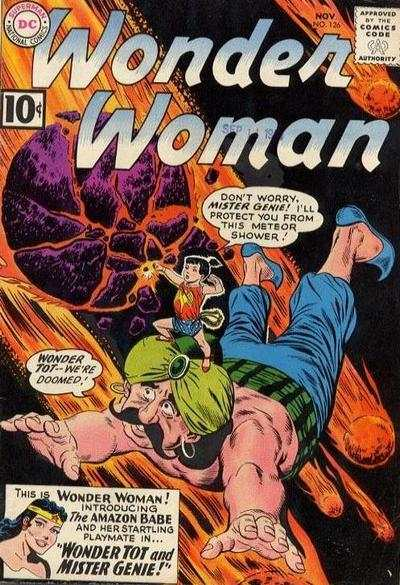 Wonder Woman #126 Comic Books - Covers, Scans, Photos  in Wonder Woman Comic Books - Covers, Scans, Gallery