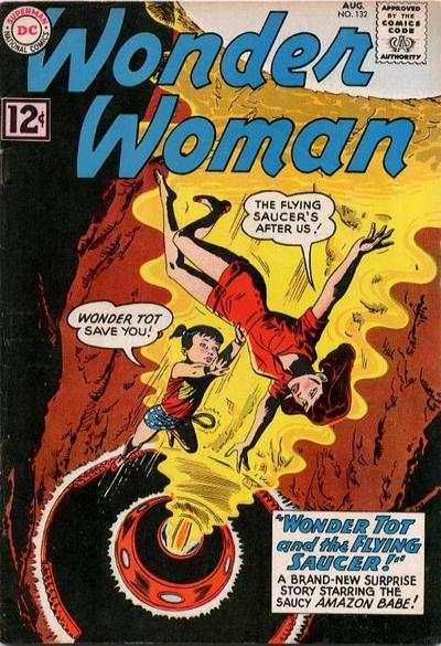 Wonder Woman #132 comic books - cover scans photos Wonder Woman #132 comic books - covers, picture gallery