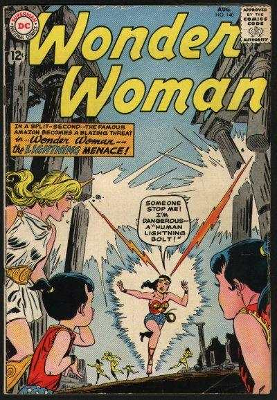 Wonder Woman #140 comic books for sale