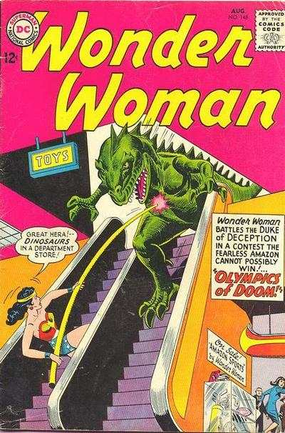 Wonder Woman #148 comic books for sale