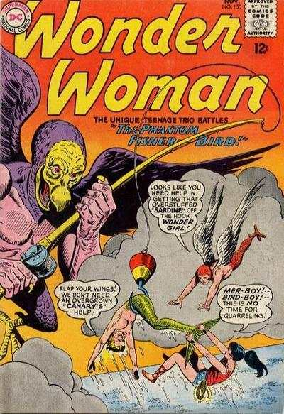 Wonder Woman #150 cheap bargain discounted comic books Wonder Woman #150 comic books