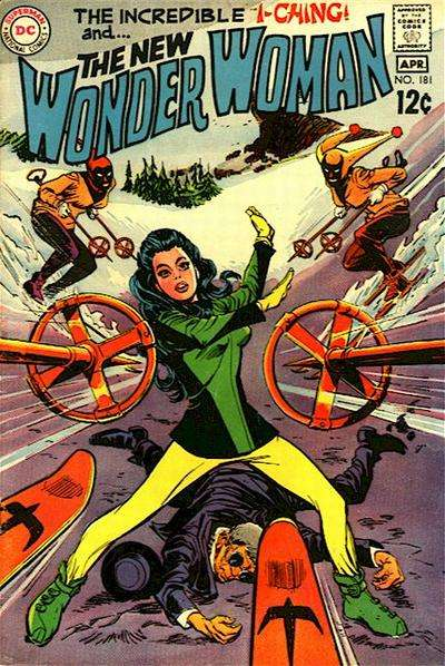 Wonder Woman #181 comic books for sale