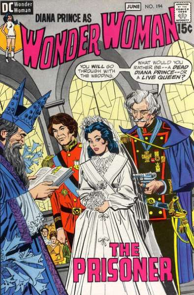 Wonder Woman #194 Comic Books - Covers, Scans, Photos  in Wonder Woman Comic Books - Covers, Scans, Gallery