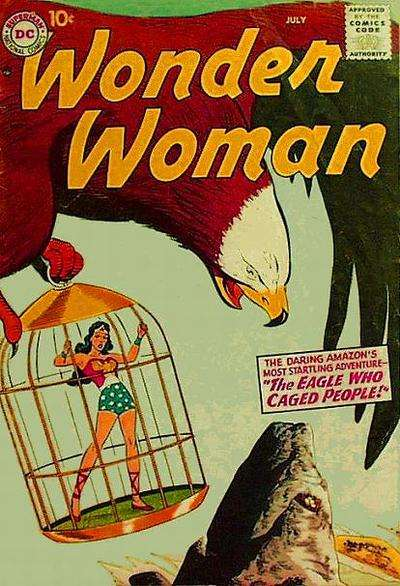 Wonder Woman #91 Comic Books - Covers, Scans, Photos  in Wonder Woman Comic Books - Covers, Scans, Gallery