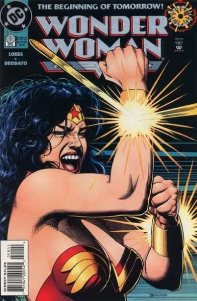 Wonder Woman #0 comic books for sale