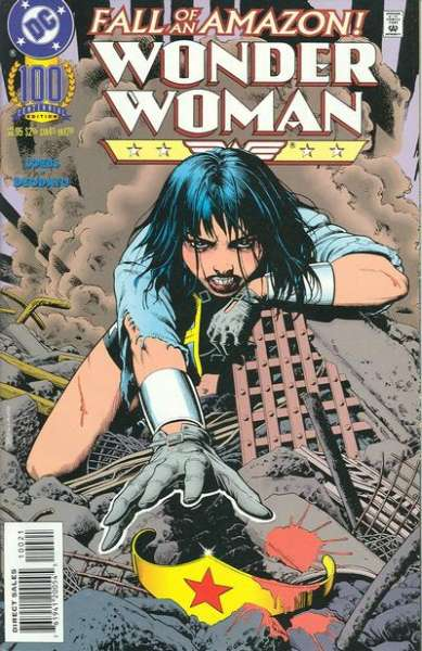 Wonder Woman #100 comic books for sale