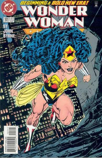 Wonder Woman #101 comic books for sale